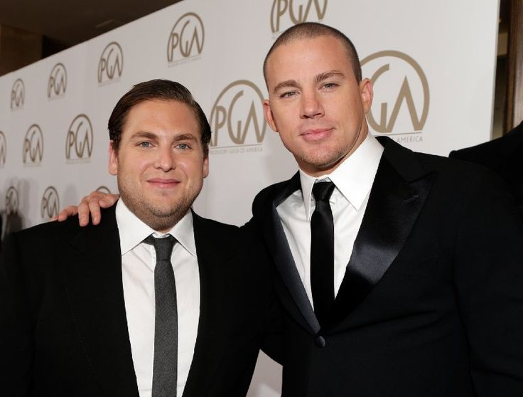 Pictures & Photos of Channing Tatum & Jonah Hill~  IMDb ~ Jan. 26, 2013 by Jeff Vespa
