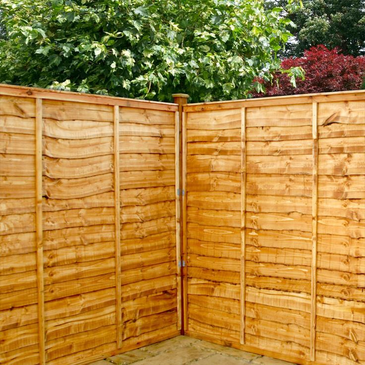 Cheap Fence Panels Buying Guide Fence Panels Pinterest