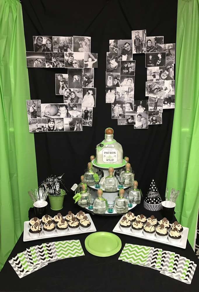 Patron Birthday Party Ideas Birthday Party And More