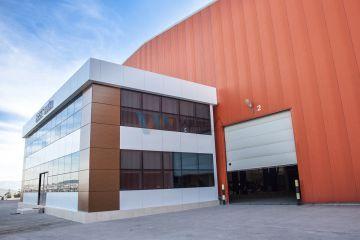 Prefabrik Ofis Modern