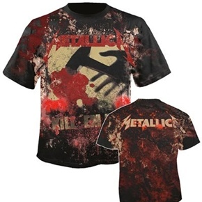 Metallica Kill Em All Over Shirt