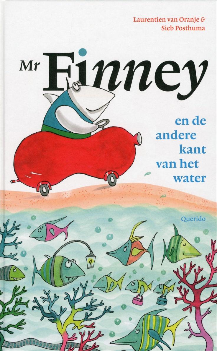 Mr Finney en de andere kant van het water - Laurentien van Oranje & Sieb Posthuma