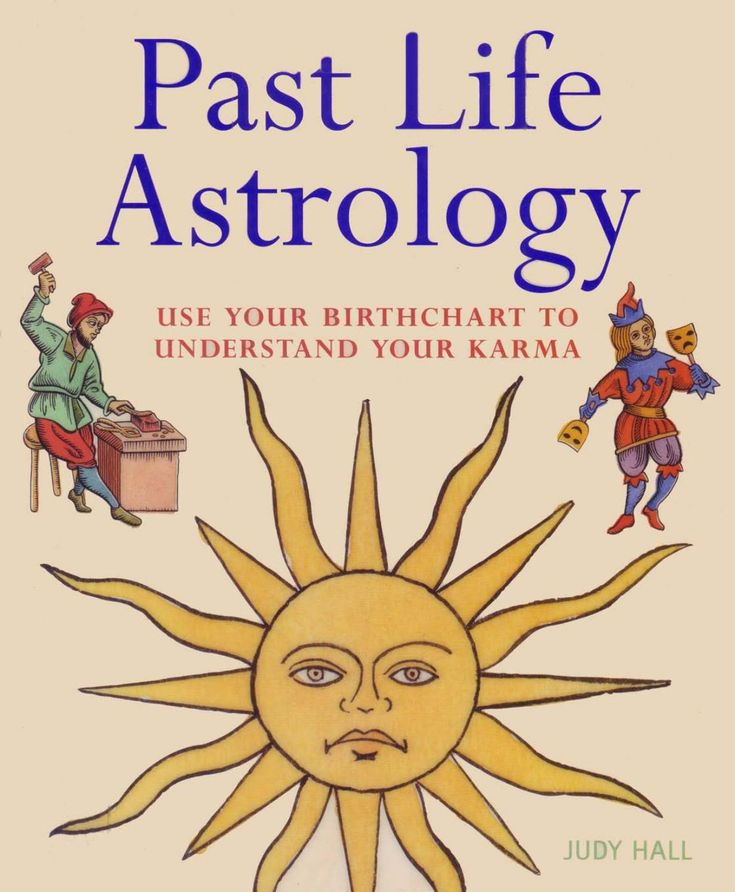 Past Life Astrology - Use Your Birthchart to Understand Your Karma
