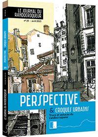 Randocroquis Livre perspective et croquis urbains
