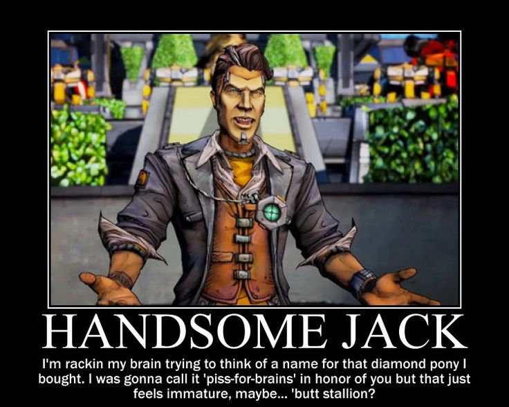 handsome jack cosplay - Google Search