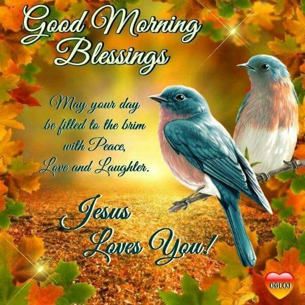 Good Morning Blessings and  greetings