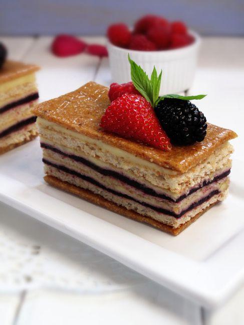 75 Best Desserts Images On Pinterest Petit Fours