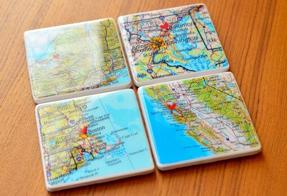 Hey, I found this really awesome Etsy listing at https://www.etsy.com/listing/237802988/map-coasters-map-coordinates-custom-map