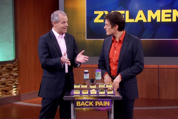 Supplements for Natural Pain Relief