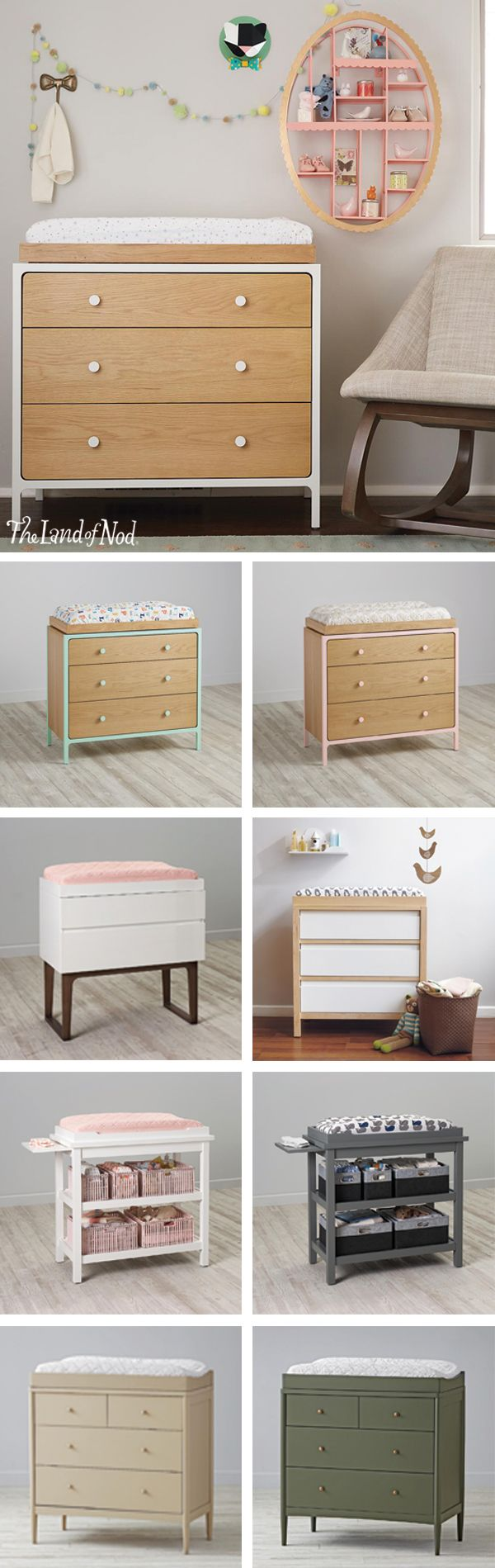 Whatu0027s The Must Have Kids Furniture For Every Nursery? The Answer Is A  Changing
