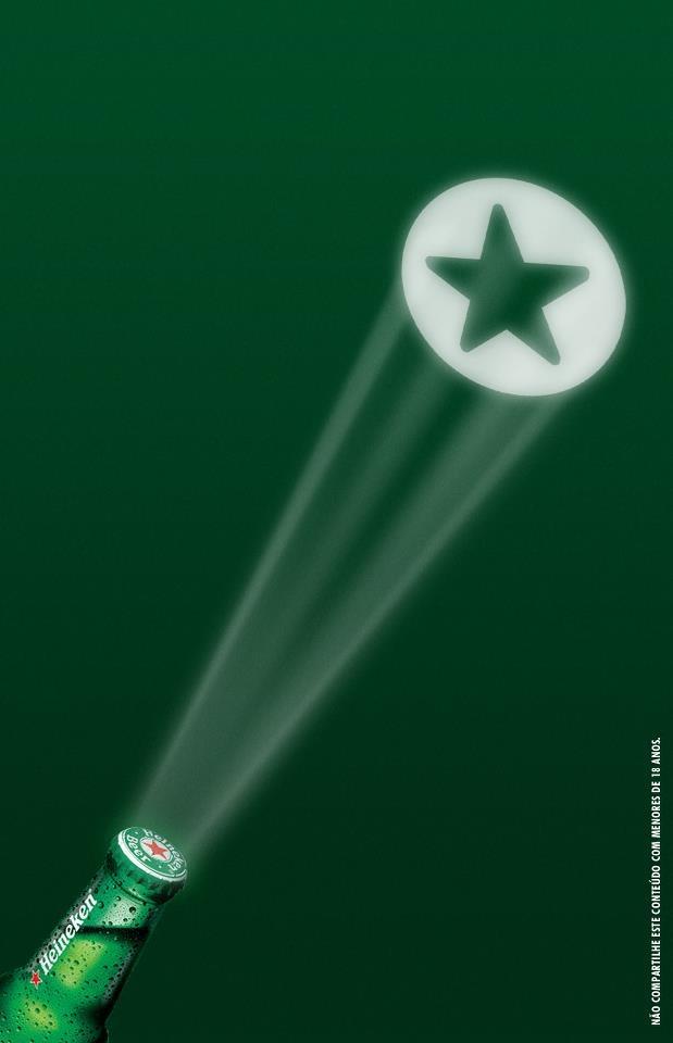 Heineken, a defensora dos bares e happy hours.