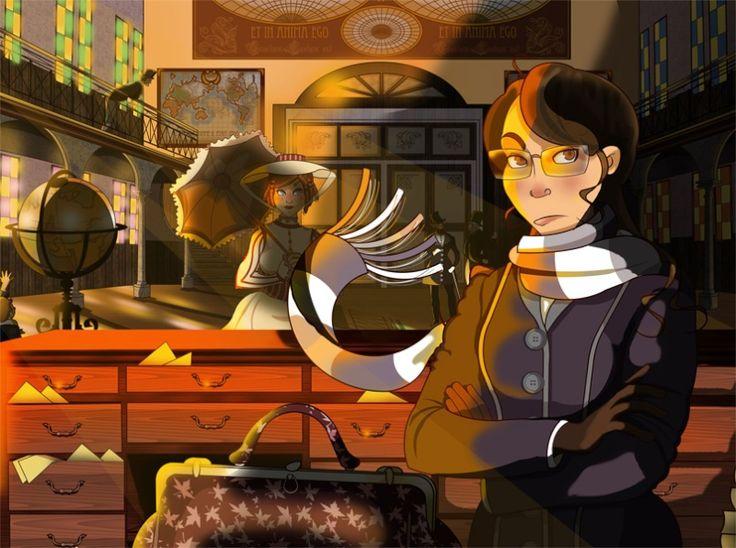 Les Fiancés de l'Hiver, le premier tome d'une saga intitulée La Passe-miroir a gagné il y a quelques jours le Concours du premier roman jeunesse organisé par Ga