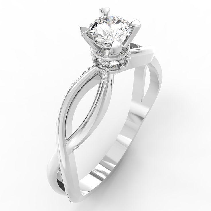 Inel cu diamante That special someone