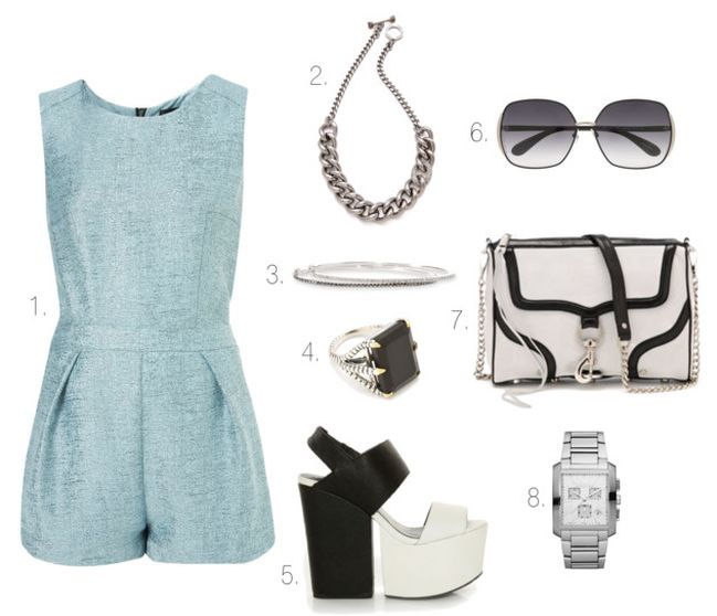 Dressed Up Playsuit: Guide, Outfits Inspiration, To Dress, Cut Playsuits, Summertime Fine