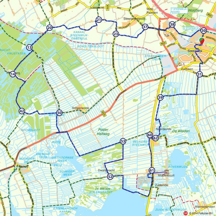 Fietsroute: De schatten van WaterReijk (http://www.route.nl/fietsroutes/138506/De-schatten-van-WaterReijk/)