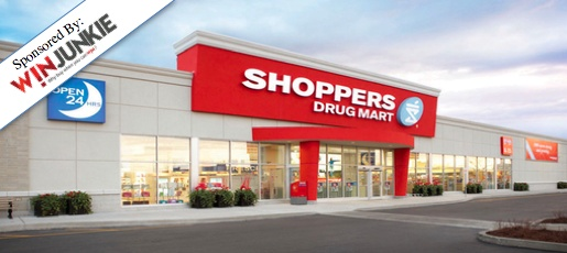 Loving this Shoppers Drug Mart on #winjunkie