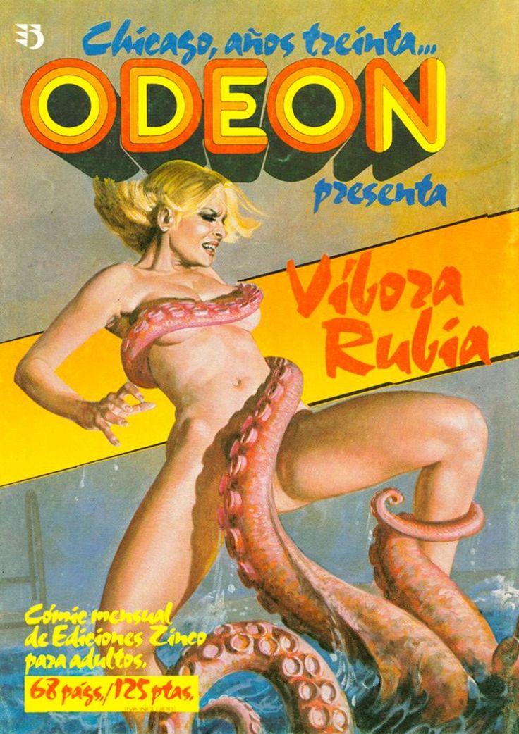 Vipera Bionda (anno II, n. 12, giugno 1978) edizione spagnola-Emanuele Taglietti