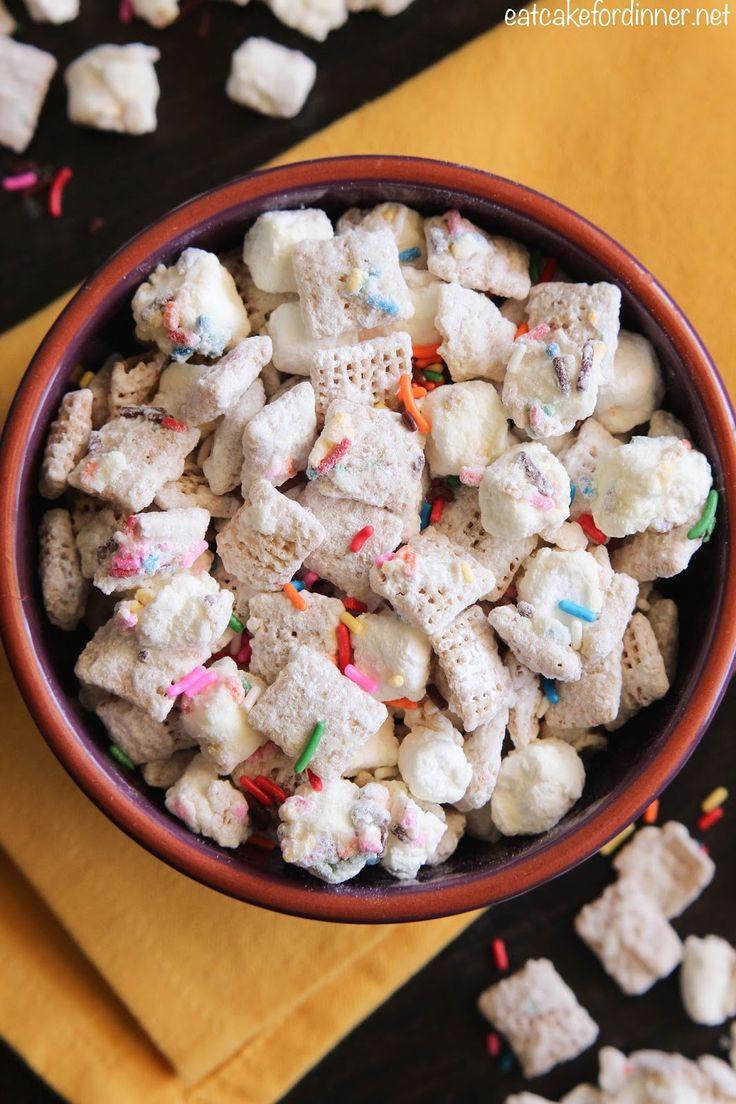 196 best Recipes Puppy Chow Chex Mixes Pretzel Treats images