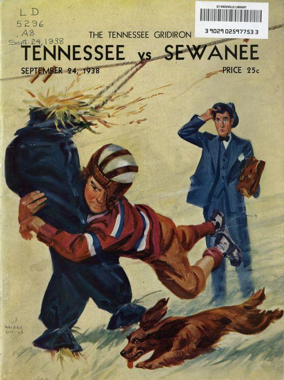 UT vs Sewanee (September 24, 1938)