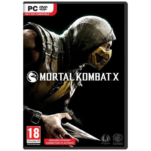 Mortal Kombat X PC Game | http://gamesactions.com shares #new #latest #videogames #games for #pc #psp #ps3 #wii #xbox #nintendo #3ds