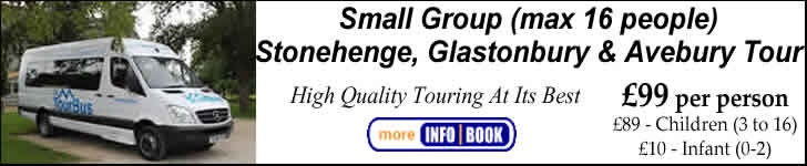 Small Group Stonehenge, Glastonbury & Avebury Day Tour From London Ticketing