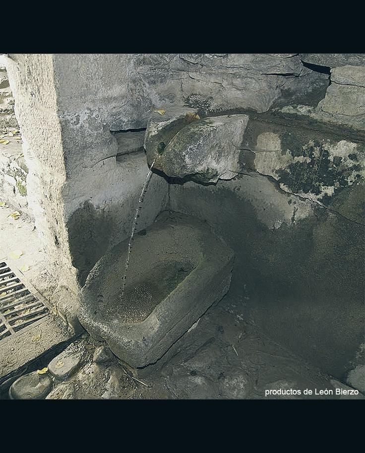 Fuente romana de Campo, en el Bierzo.  www.turisbierzo.com