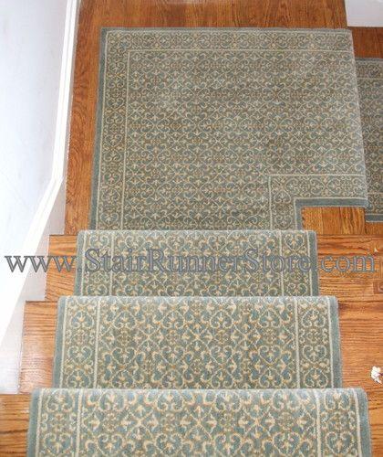 By The Stair Runner Store   Creative Carpet U0026 Rug LLC Stair Runner Landing  Installations Http