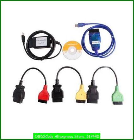 OBD2Code full Fiatecuscan Fiat ecu scan 3.6.2 car ecu scanner with crack Fiatecuscan 3.6 software