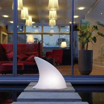 Shark Outdoor LED Floor Lamp