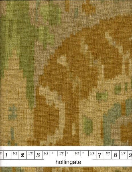 5.3 yards Richloom Santana Surf 1729 Contemporary Print