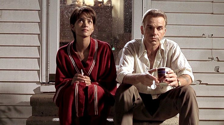 Monster's Ball (2001) by Marc Forster, starring Halle Berry, Billy Bob Thornton and Heath Ledger.