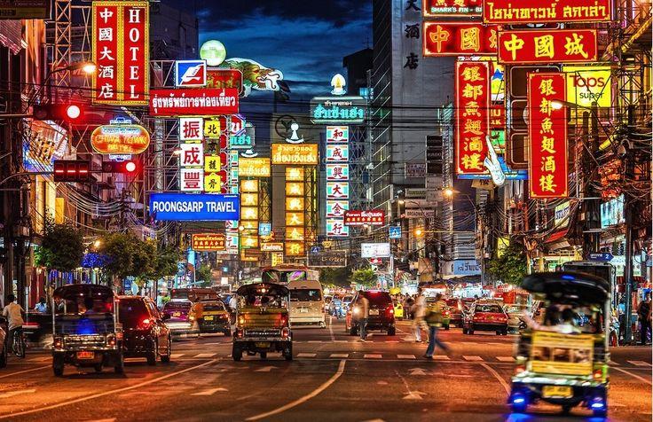 Легенды Города Ангелов (Legends of City of Angels). ILVES TOUR, гид в Бангкоке