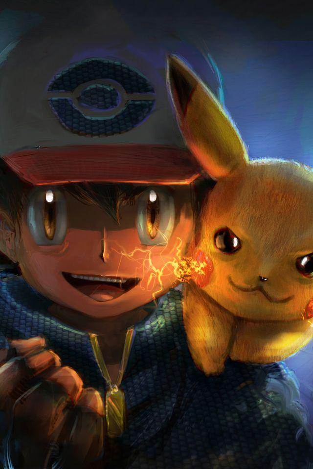 Pikachu Wallpaper Hd Iphone Pikachu Wallpaper Cute Pokemon