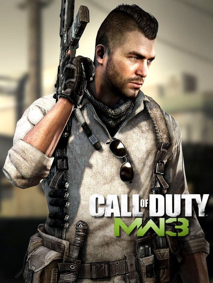 "Captain John ""Soap"" MacTavish 