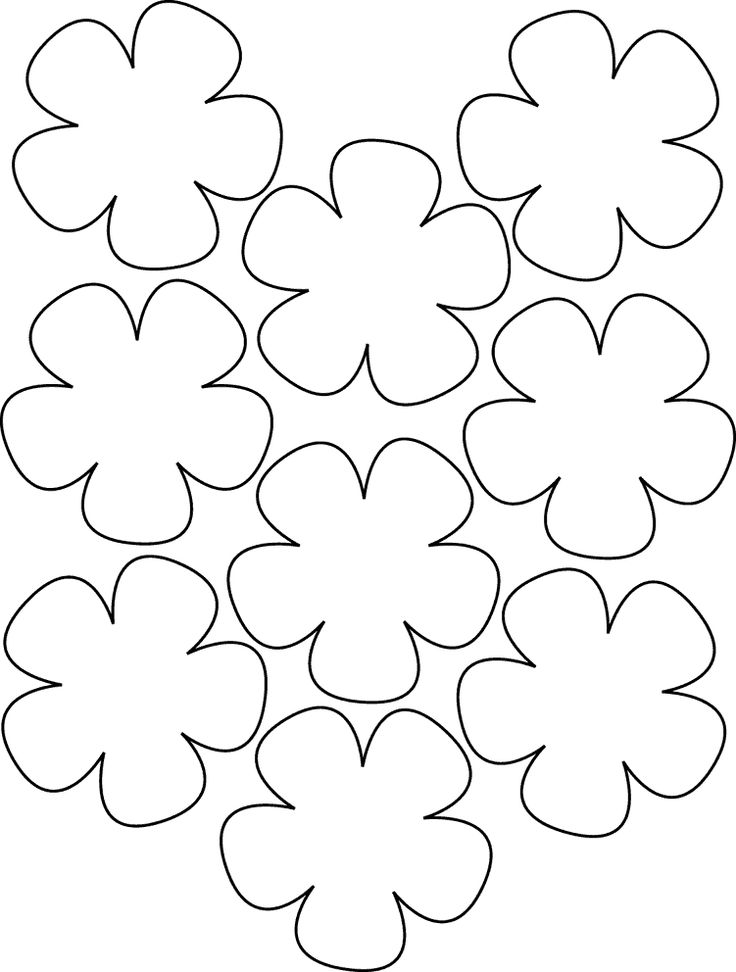 Symbol element for -Hawaiian Paper Plants Lei Hawaiian template