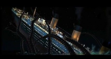 Der Film Titanic ist einer der erfolgreichsten Blockbuster aller Zeiten. Jetzt kommt er anlässlich des 100. Jahrestages des Schiffsunglücks erneut in die Kinos. Die Macher dieses Trailers haben bereits sehr große Erwartungen an den Film und glauben, dass er in Super 3D erstellt wurde. Einer geheimen neuen Technologie in Zusammenarbeit mit George Lucas. Hier hat man nicht nur das optische 3D Gefühl, sondern spürt auch tatsächlich die Effekte.