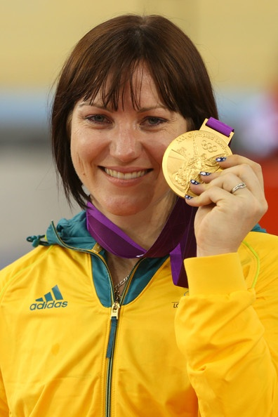 Our fantastic @nbcfaus  #Ambassador Anna Meares