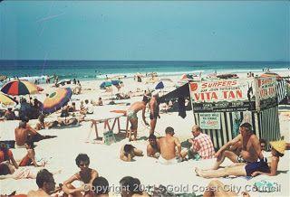 1950's life on the Gold Coast