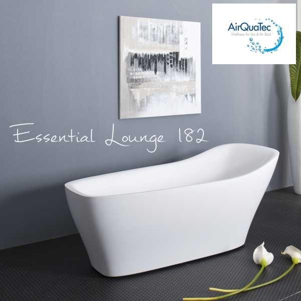 Freistehende Badewanne Essential Lounge Von Airquatec. Info Unter:  Http://airquatec. LoungesWellness