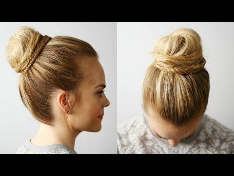Fabulous 1000 Ideas About Hairstyles Videos On Pinterest Hair Videos Short Hairstyles Gunalazisus