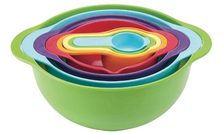 Make baking easier! Nesting bowl set   #GTHomeSweetHome