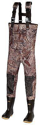 Waders 177876: Titanium Mossy Oak Duck Blind Camo Neoprene Fishing Hunting Wader Lug Sz 9 King -> BUY IT NOW ONLY: $144.44 on eBay!