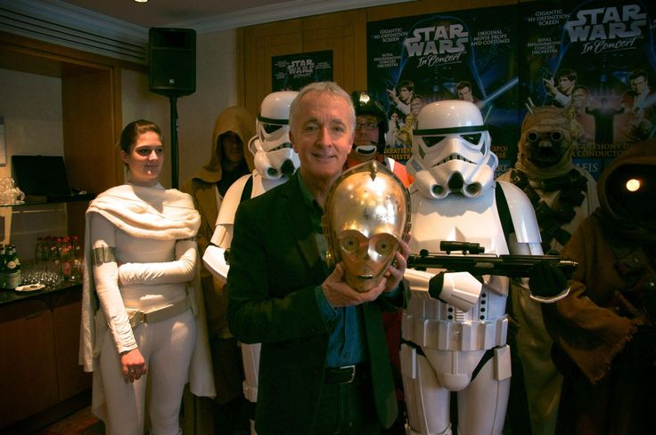 ... 24.02.2010 - PRESS CONFERENCE STAR WARS IN CONCERT - THE HILTON BRUSSEL (B).