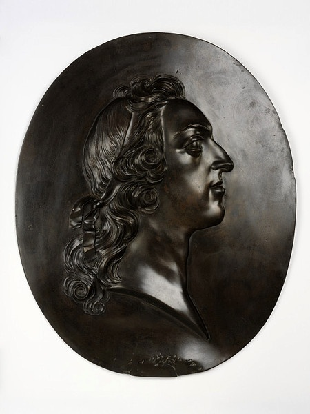 Louis XV relief