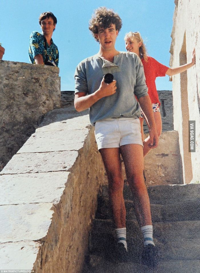 This is possibly the most amazing image I have ever found on the internet lol. Jeremy Clarkson in the 80s.