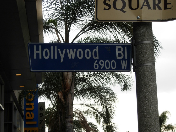 Welcome to Hollywood Blvd