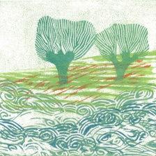 Woodblock in Printmaking - Etsy Art