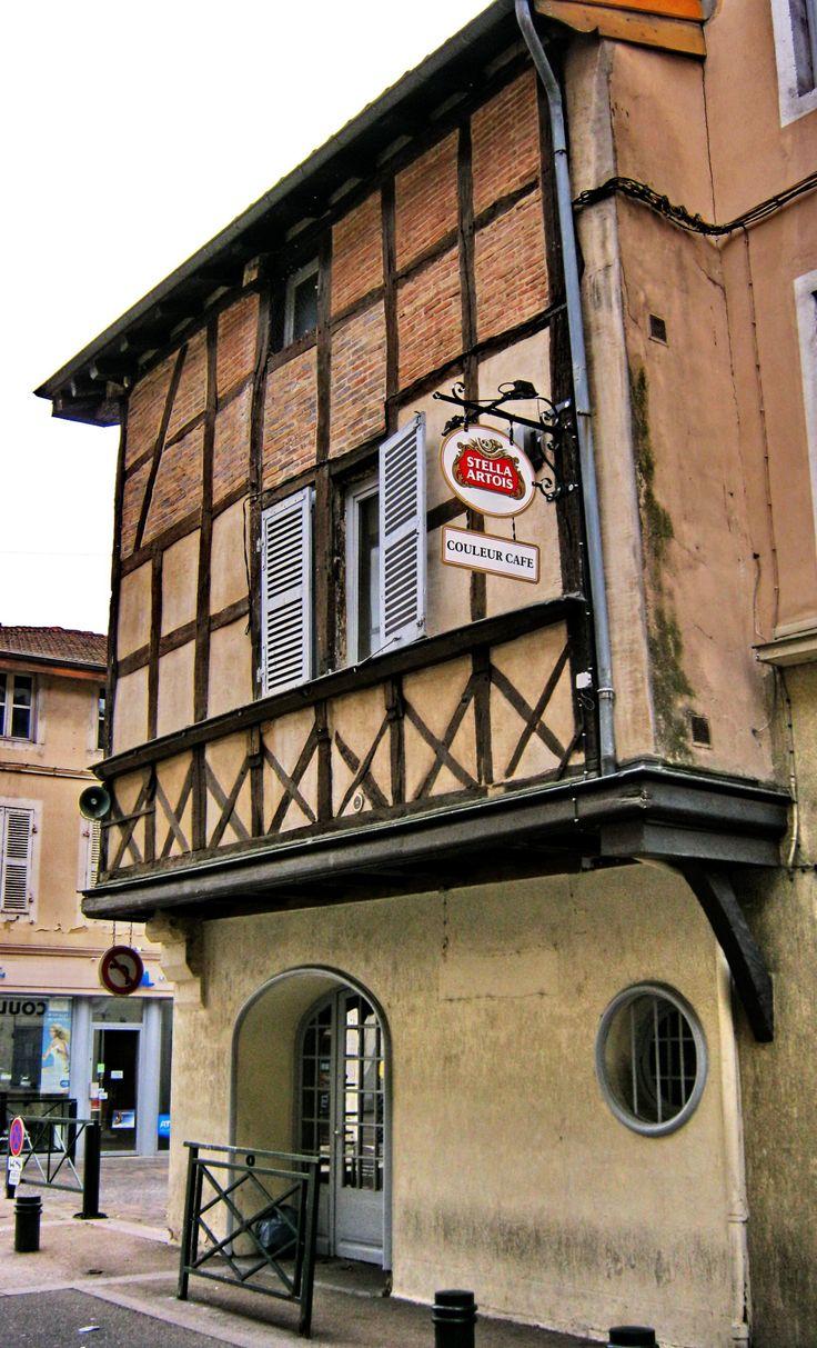 BOURG EN BRESSE (Rhône-Alpes) - France - by Guido Tosatto