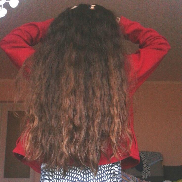 My hairs ❤ #brunette