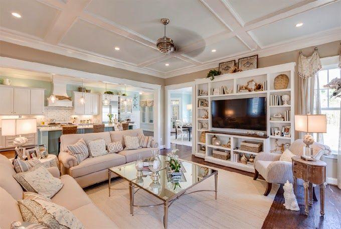 House of Turquoise: 2015 Coastal Virginia Magazine Idea House
